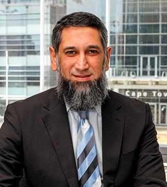 Dr Ali Hamdulay