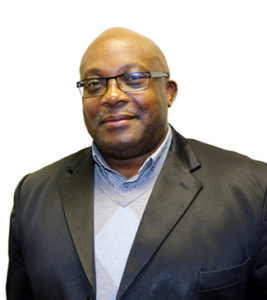 Dr Sipho Kabane (SA)