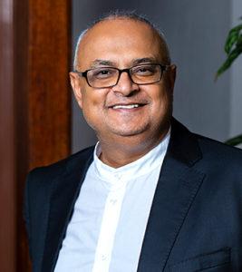 Dr Rajesh Patel (SA)