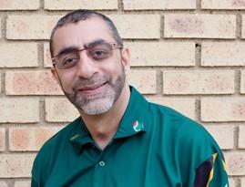 Dr Imtiaz Ismail Sooliman (SA)