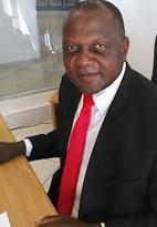 Stephen Uanjengua-ije Tjiuoro (Namibian)