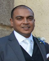 Dr Visegan Subrayen (SA)